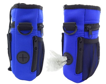 Treat Pouch Dog Training Bag Multi-Purpose (New Ver. 2.0 - Blue)