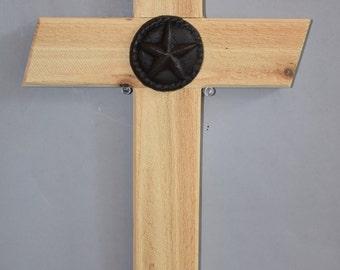 Wooden Cross 5068