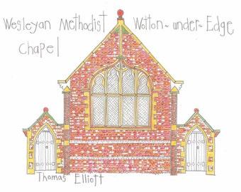 Wesleyan Methodist Chapel - Wotton under Edge