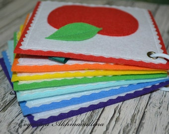Rainbow Colours, Educational Toy,  Learning Colours