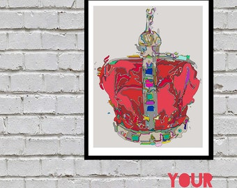 Your Royal Highness Illustration