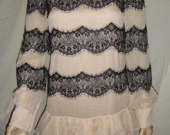 Women's dress / TOPSHOP Ruffled Dress