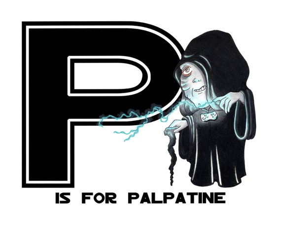star wars letters p is for palpatine wars alphabet digital 24972 | il 570xN.1174147103 1jbb