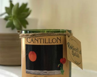 Cantillon Fou' Foune Beer Candle