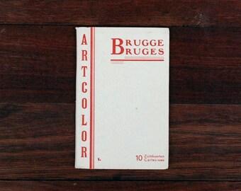 Artcolor Postcard Pack of Bruges
