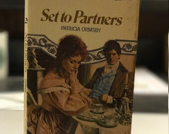 Set to Partners- Masquerade History Book #28