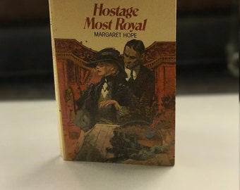 Hostage Most Royal - Masquerade History Book #30