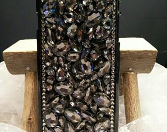 my handmade large jewels iPhone 6 plus case
