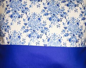 Blue Seaside Floral Design