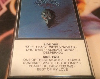 The Eagles - Their greatest hits Vintage Cassette