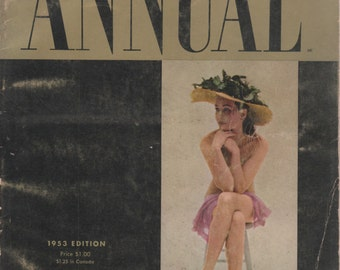 Photography ANNUAL Book 1953 Edition Worlds Greatest Photographs