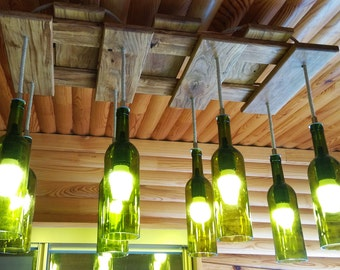 rustic oak wood edison bulb industrial chandelier lights led edison rustic lighting country rustic chandelier