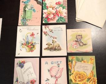Greeting Cards Vintage