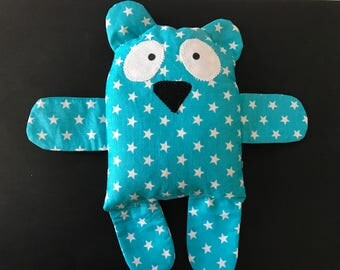 Boo Boo Bear Cold and Heat pack teddy bear