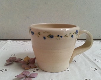 Ceramic Cup forget-me-not