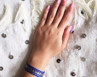 Moroccan Bracelet, Boho Jewelry, Moroccan Jewelry, Gypsy Cuff, Coachella vibes - Free US Shipping