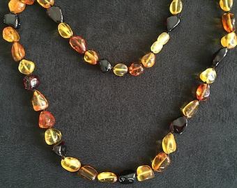Beautiful Amber Necklace
