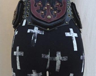 Titan Leather Utility Hip Belt