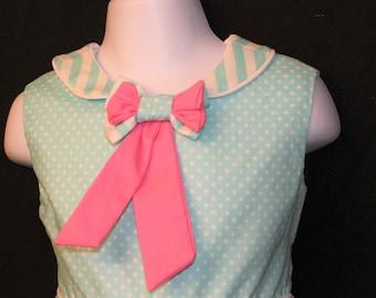 Stripes and Polka dots Sailor
