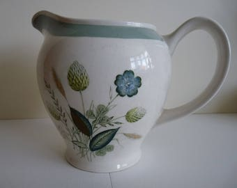 Wood and Sons 'Clovelly' jug