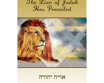 6 X  Cards: Comfort/The Lion of Judah