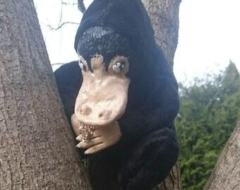 Niffler plush animal