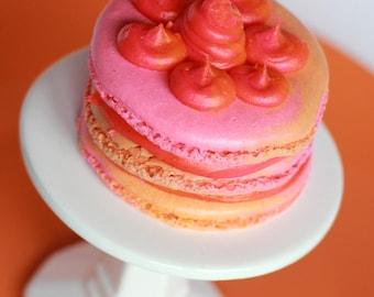 French Macaron Mini Stack Cake