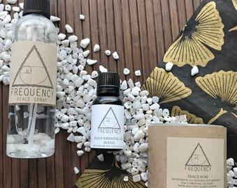 Peace Aromatherapy Set