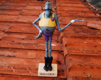 "Amazing Bobinsky from ""Coraline"""