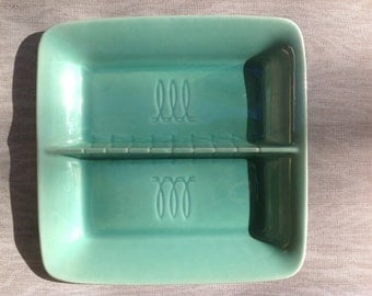 Vintage Stangl Pottery Retro Ashtray Catchall Candy Dish