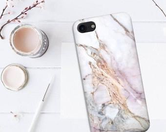 Rose marble case iPhone 8 Granite Case iPhone SE iPhone 5s iPhone 7 case iPhone 7Plus case marble case iPhone 6 iPhone 5 marble iPhone case