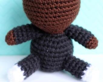 Customizable Crochet Plushie, Choose-Your-Own Amigurumi