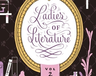Ladies of Literature VOL 2