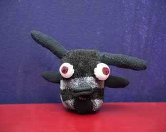 Howard the Bug-Eyed, Sock Creature