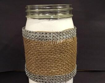 Mason Jar Center Piece