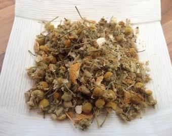 Organic Herb tea: Relax