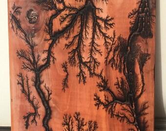 Burnt Birch Wall Decor