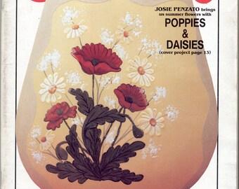 Popular Ceramics Magazine -June 1991