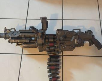 NERF Halo style heavy machine gun