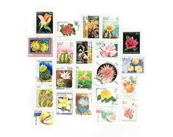 Decorative Stamps - Assorted Designs