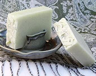 Coriander Lemon Soap