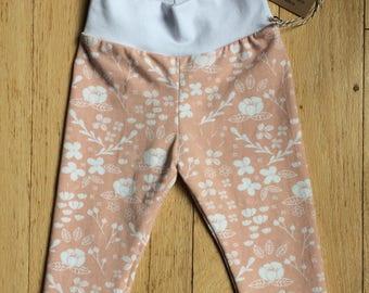 Dusty Pink Yoga Pants