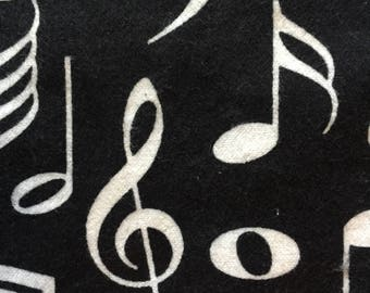 Music Note Heating Pad Cover