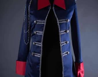 Axis Powers Hetalia Prussia cosplay costume