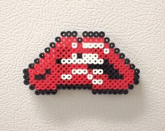 The Rocky Horror Picture Show lips magnet