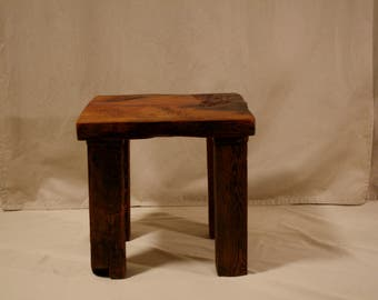 """2"""" Reclaimed pine Bench/Coffee table"""
