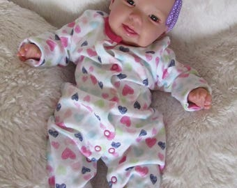 Happy Reborn Baby GIRL DOLL Susie