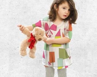 Girl Tunic Dream Unique and Modern Design Tunic