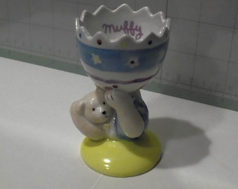 1993 Muffy Vanderbear Collection Egg Cup