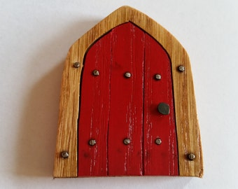 Handcrafted Gnome, Fairy, Hobbit Door